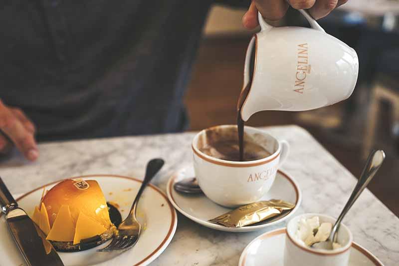 meilleur endroits pour prendre un café en automne