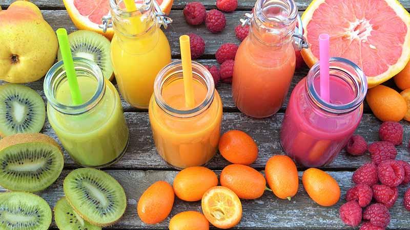 Recette de kombucha au petits fruits