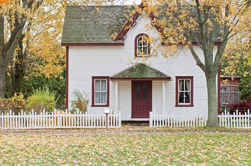 preparer la maison pour l'hiver