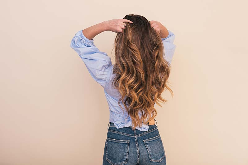 Most beautiful hair look this summer