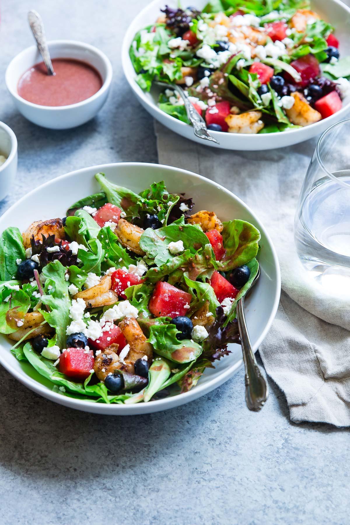 salade cesar, ceasar salad homemade