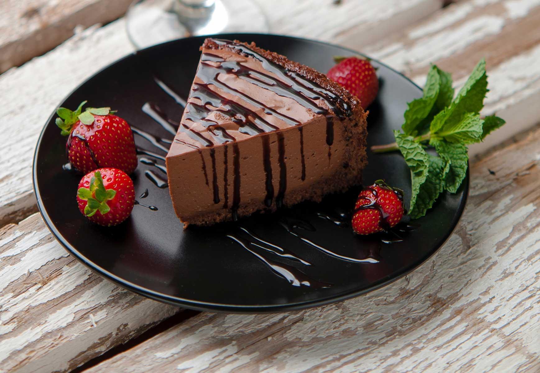 cheesecake, gateau au fromage, mini gateau au fromage chocolat