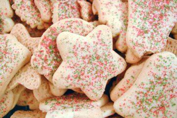 Biscuit aux sucres, recette noel