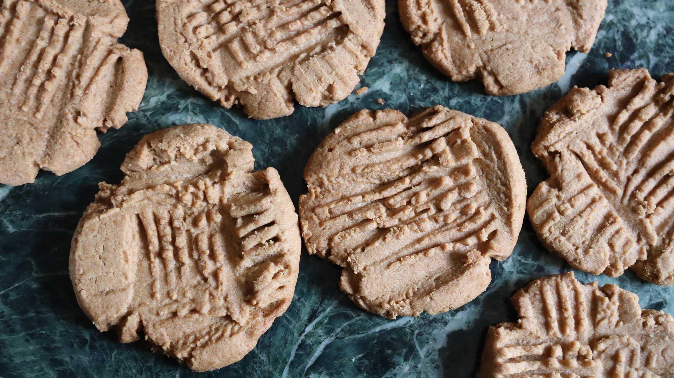 Delicieux-biscuits-au-beurre-arachide-recette