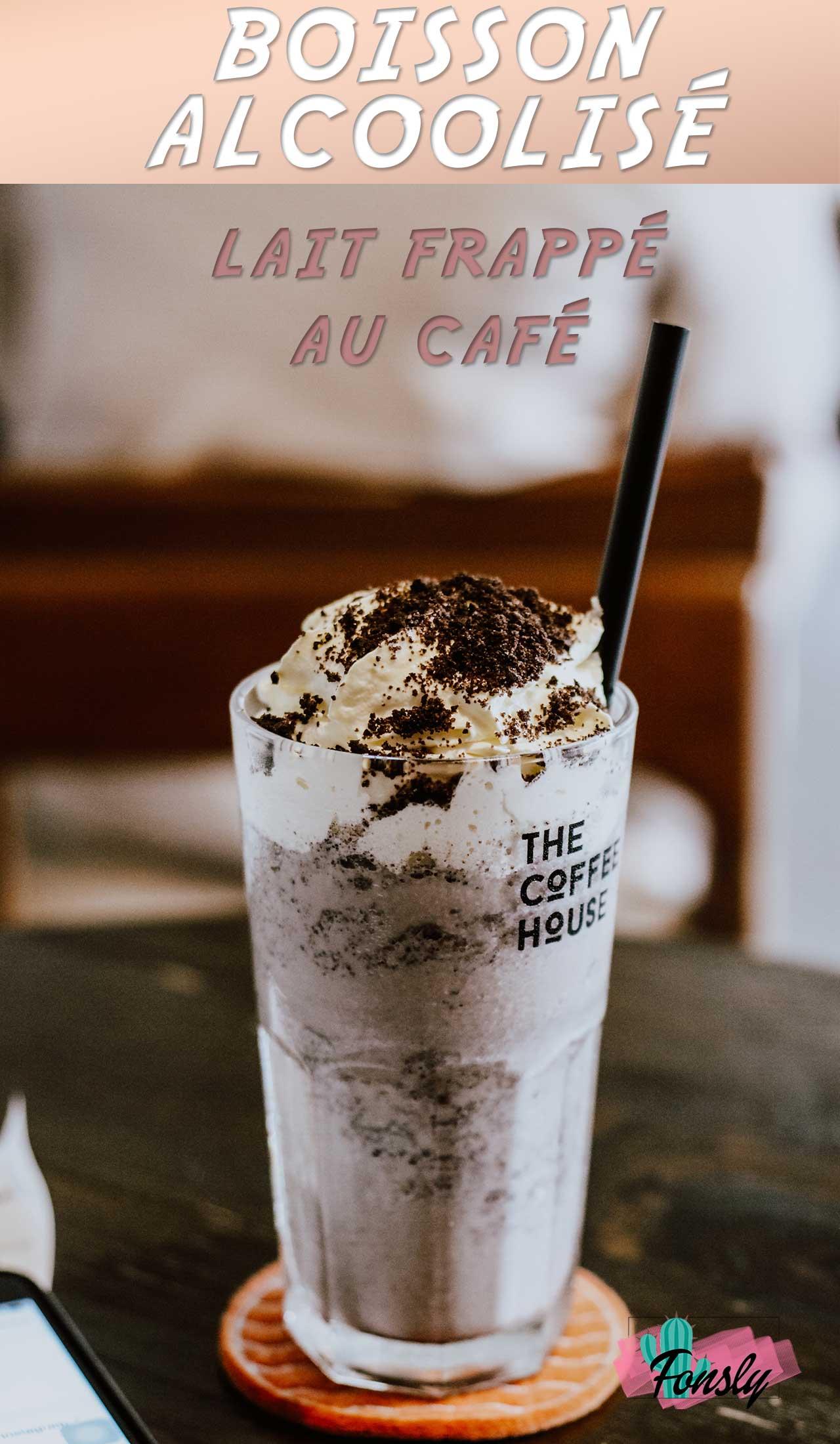 recette de café alcoolisé