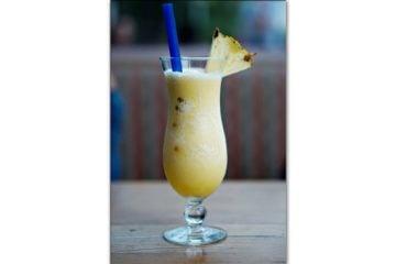 Slush Vodka, ananas et agrumes