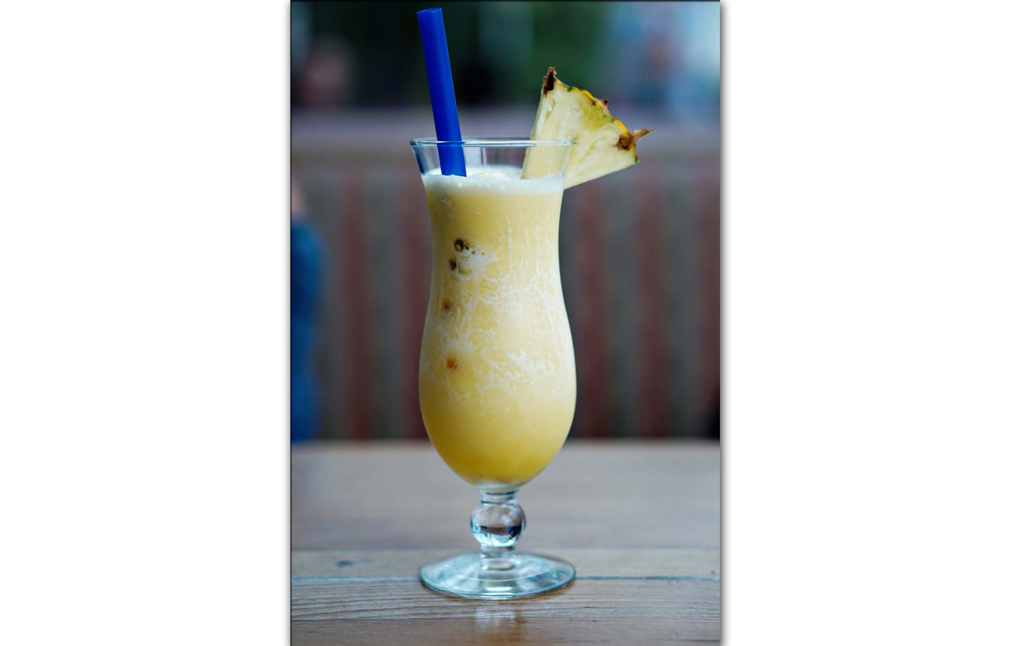 Slush Vodka, ananas et agrumes
