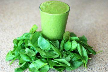 recette keto, Smoothie vert proteiné keto