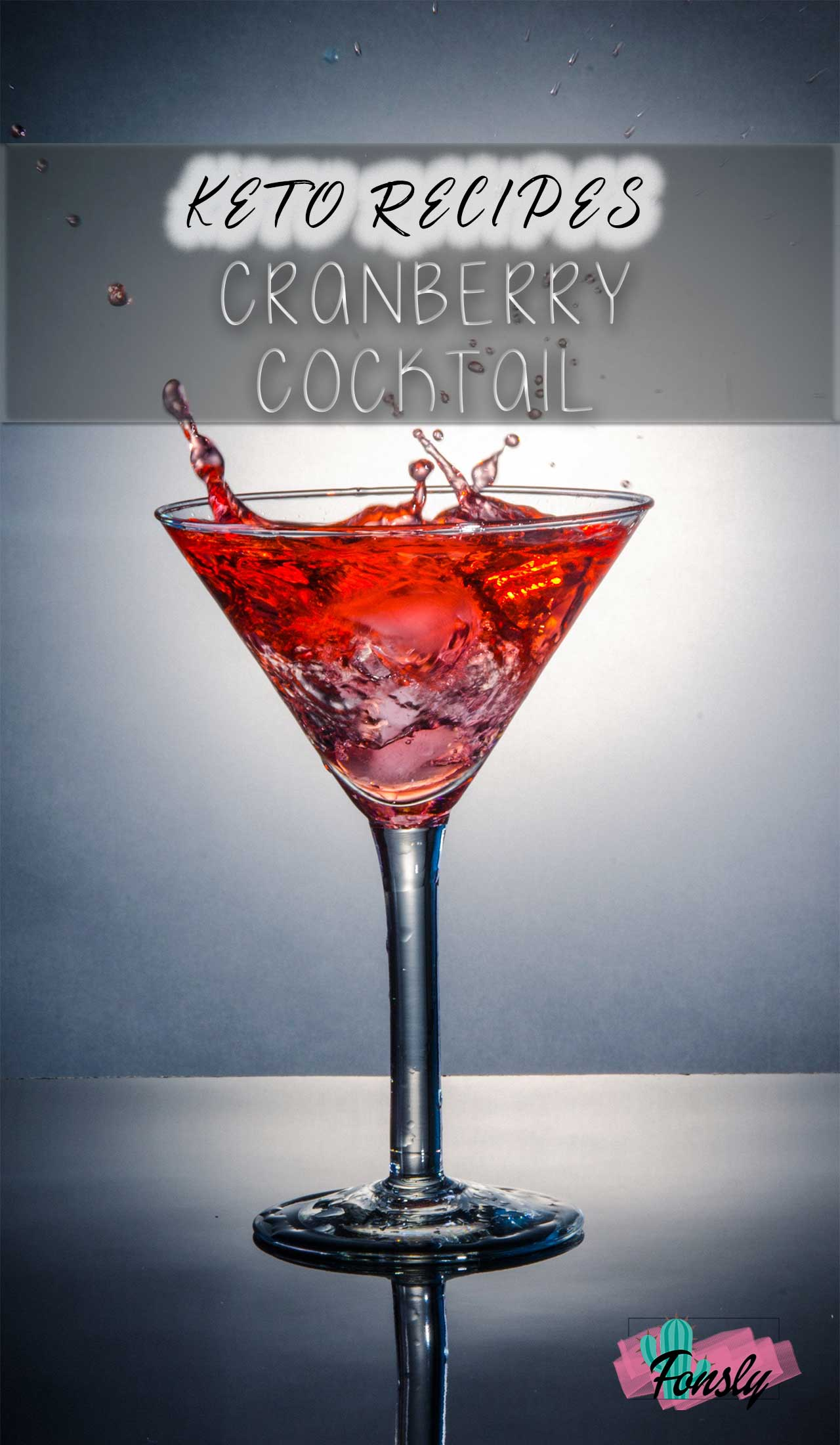 keto vodka drink recipe, keto cocktail recipe