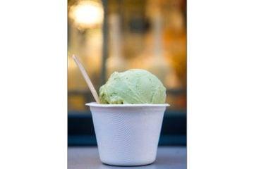recette keto, creme glacee keto