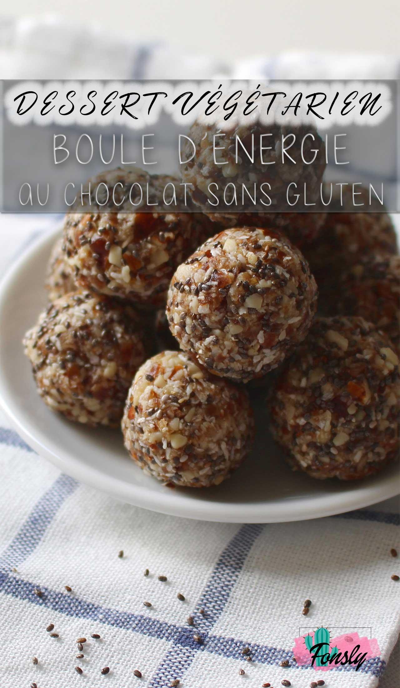 dessert végétarien, recette chocolat sans gluten