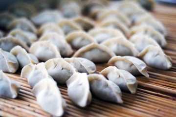 dumpling soup recipe